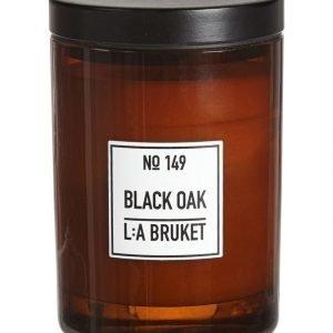 L:A Bruket No 149 Black Oak Tuoksukynttilä