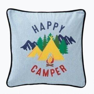Leila Happy Camper Tyynynpäällinen