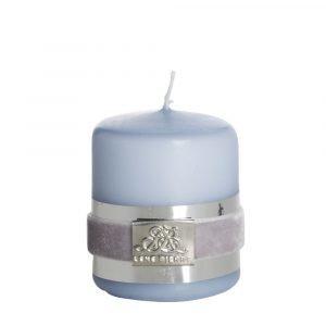 Lene Bjerre Candle Basic Kynttilä Vaaleansininen Small