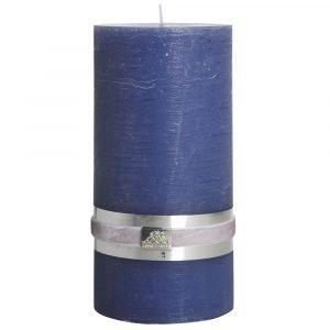 Lene Bjerre Candle Kynttilä Sininen X Large