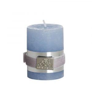 Lene Bjerre Candle Kynttilä Vaaleansininen Small