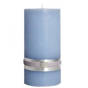 Lene Bjerre Candle Kynttilä Vaaleansininen X Large