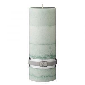 Lene Bjerre Candle Layer Kynttilä Ocean Mint 20 Cm