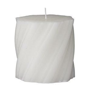 Lene Bjerre Coria Kynttilä Valkoinen 9