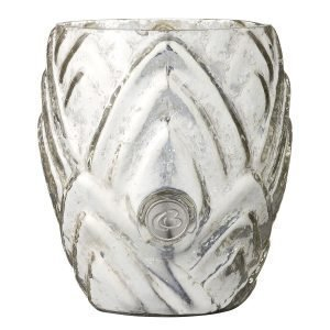 Lene Bjerre Dalia Kynttilälyhty Antique Silver 10