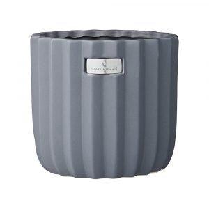 Lene Bjerre Paula Ruukku Smoked Grey 16 Cm