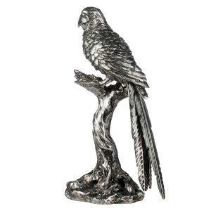 Lene Bjerre Serafina Parrot Antiikki Hopea 27 Cm