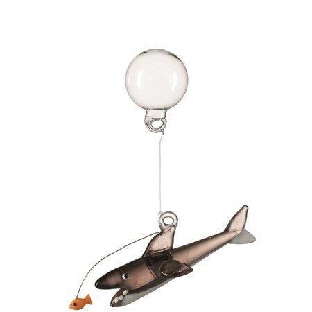 Leonardo Koriste Hai Valkoinen/Harmaa 10 cm