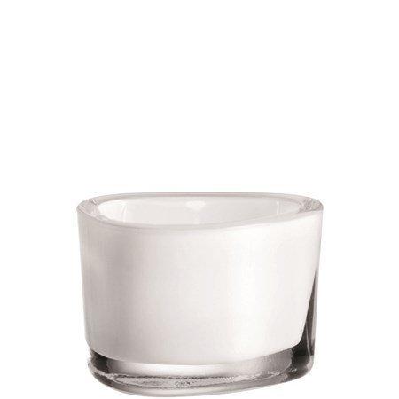 Leonardo Organic Kynttilälyhty Valkoinen