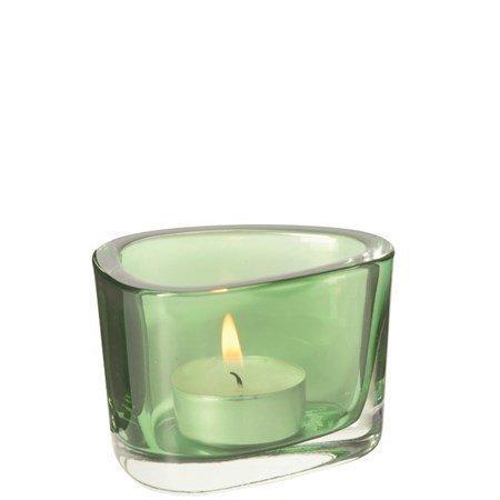 Leonardo Organic Kynttilälyhty Vihreä