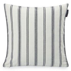 Lexington Classic Stripe Tyynynpäällinen Valkoinen 50x50 Cm