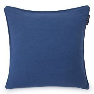 Lexington Contrast Tyynynpäällinen Sininen 50x50 Cm