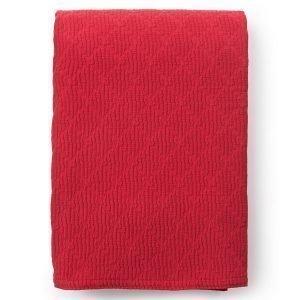 Lexington Cotton Structure Päiväpeite Punainen 160x240 Cm