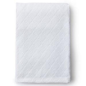 Lexington Cotton Structure Päiväpeite Valkoinen 160x240 Cm