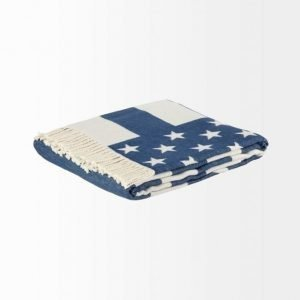 Lexington Flag Puuvillahuopa
