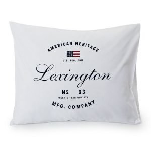 Lexington Heritage Tyynyliina Valkea 50x60 Cm