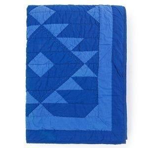 Lexington Quilt Päiväpeite Sininen 160x240 Cm