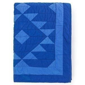 Lexington Quilt Päiväpeite Sininen 260x240 Cm