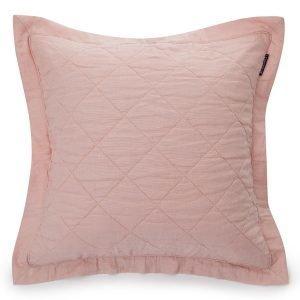 Lexington Quilt Tyynynpäällinen Vaaleanpunainen 65x65 Cm