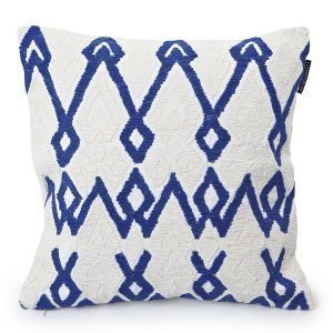 Lexington Rope Tyynynpäällinen Sininen 50x50 Cm