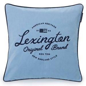 Lexington Sham Tyynynpäällinen Sininen 50x50 Cm
