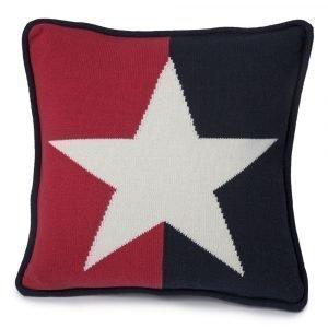Lexington Star No. 1 Tyynynpäällinen Punainen / Sininen