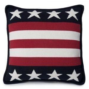 Lexington Striped No. 1 Tyynynpäällinen Navy