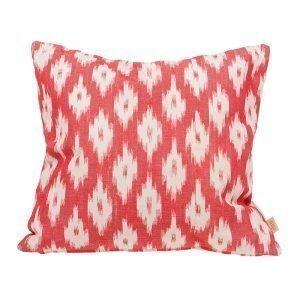 Lidby Living Cors Tyynynpäällinen Punainen 50x50 Cm