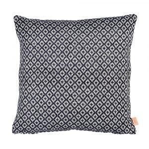 Lidby Living Diamond Tyynynpäällinen Musta 50x50 Cm