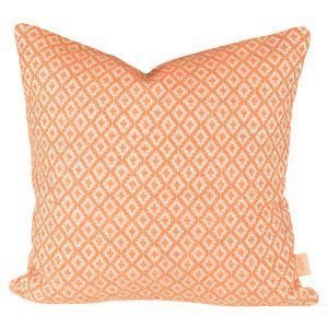 Lidby Living Diamond Tyynynpäällinen Orange 50x50 Cm