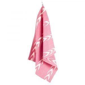 Lidby Living Rialto Keittiöpyyhe Vaaleanpunainen 50x62 Cm