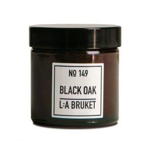 Lilla Bruket Tuoksukynttilä 50g Black Oak