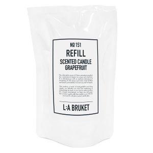 Lilla Bruket Tuoksukynttilä Refill 260g Grapefruit