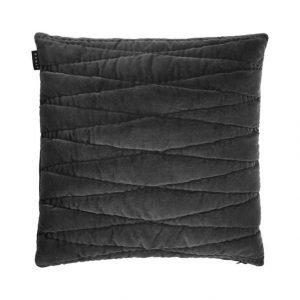 Linum 23cen0500g21 Cushion Cover Central 50x50 Dk Charcoal Grey Linum