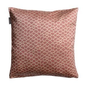Linum Ascoli Tyynynpäällinen Ash Rose Pink 50x50 Cm