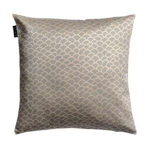 Linum Ascoli Tyynynpäällinen Light Stone Grey 50x50 Cm