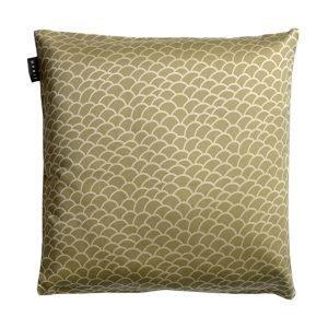 Linum Ascoli Tyynynpäällinen Soft Grey Green 50x50 Cm