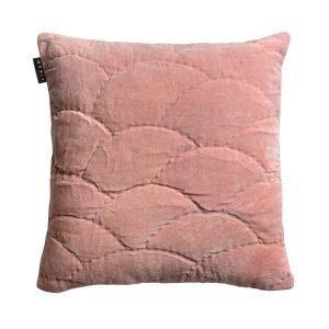 Linum Siena Tyynynpäällinen Misty Grey Pink 50x50 Cm