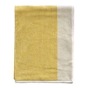 Linum Venezia Kylpypyyhe Misted Yellow 90x180 Cm