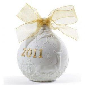 Lladro 2011 Christmas Ball