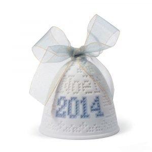 Lladro 2014 Christmas Bell