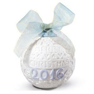 Lladro 2016 Christmas Ball
