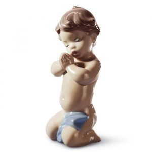 Lladro A Childs Prayer