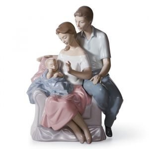 Lladro A Circle Of Love