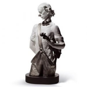 Lladro A Moments Pause