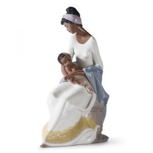 Lladro A Mother's Embrace
