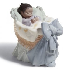 Lladro A New Treasure Boy Black Legacy