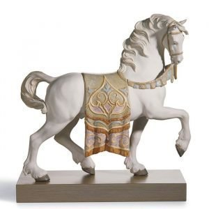 Lladro A Regal Steed
