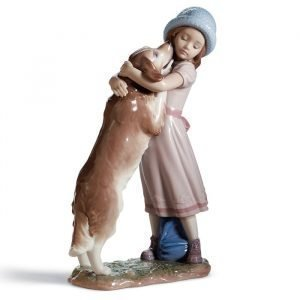 Lladro A Warm Welcome