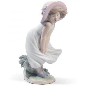 Lladro Adorable Little Marilyn
